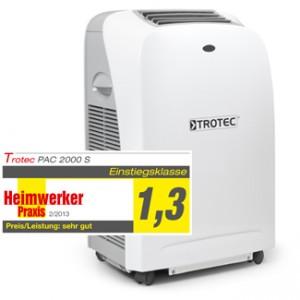 Klimatyzator przenośny PAC 2000 S