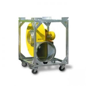Wentylator promieniowy Trotec TFV 300
