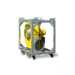 Wentylator promieniowy Trotec TFV 100