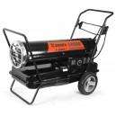 Nagrzewnica olejowa bez odprowadzenia spalin KERONA PROFESSIONAL P-5000E-T DUAL41kW / 33 kW