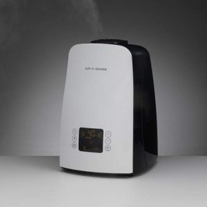 Nawilżacz powietrza ultradźwiękowy AOS U650 biały