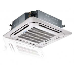 Klimatyzator kasetonowy Airwell CBD AWSI-CBD036-N11/AWAU-YLD036-H11