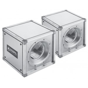Wentylator kanałowy Dospel M-Box 450/670/3L