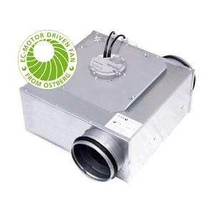 Wentylator kanałowy Ostberg LPKB 200 C1 EC