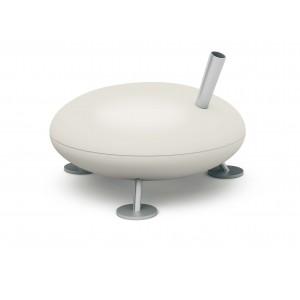 Nawilżacz powietrza parowy Stadler Form Fred biały