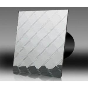 Wentylator ścienny Dospel Rimera Silver Rhombus Standard