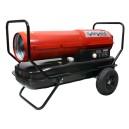 Nagrzewnica olejowa bez odprowadzania spalin Xaram Energy Z-Fire ZF-70