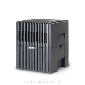 Oczyszczacz powietrza Venta LW 25 z funkcją nawilżania - czarny