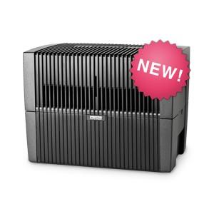 Oczyszczacz powietrza Venta LW 45 z funkcją nawilżania - czarny