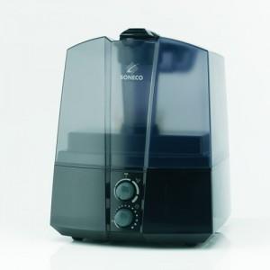 Nawilżacz ultradźwiękowy AIR O SWISS Boneco U7145 czarny