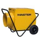 Nadmuchowe nagrzewnice elektryczne Master B 18 EPR