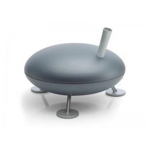 Nawilżacz powietrza parowy Stadler Form Fred srebrny