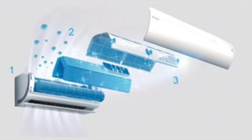 Flash Streamer Klimatyzator ścienny Daikin Ururu Sarara FTXZ35N/RXZ35N