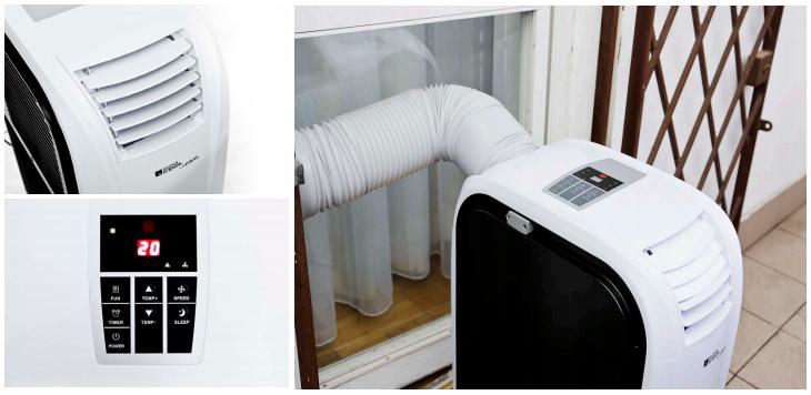 Klimatyzator przenośny Fral Super Cool FSC14.1 WiFi