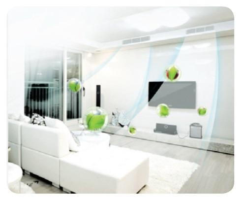 Jonizator Klimatyzator kanałowy Samsung AC180JNHPKH / AC180JXAPNH
