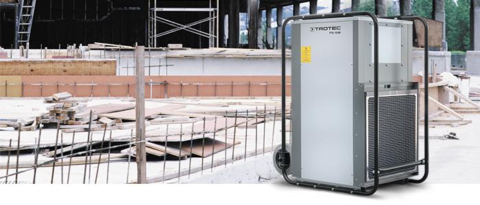 Osuszacz powietrza Trotec TTK 1500