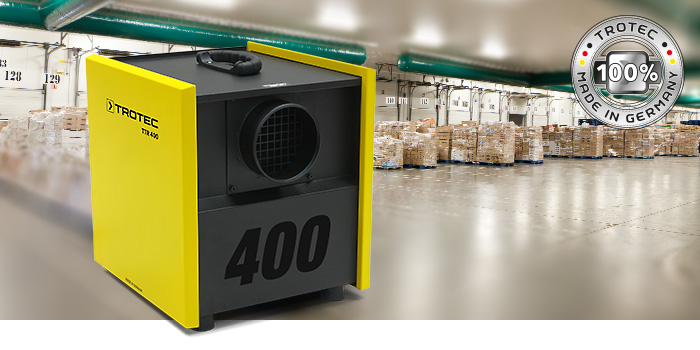 Trotec TTR 400D