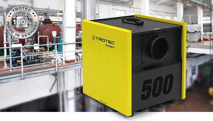 Trotec TTR 500D
