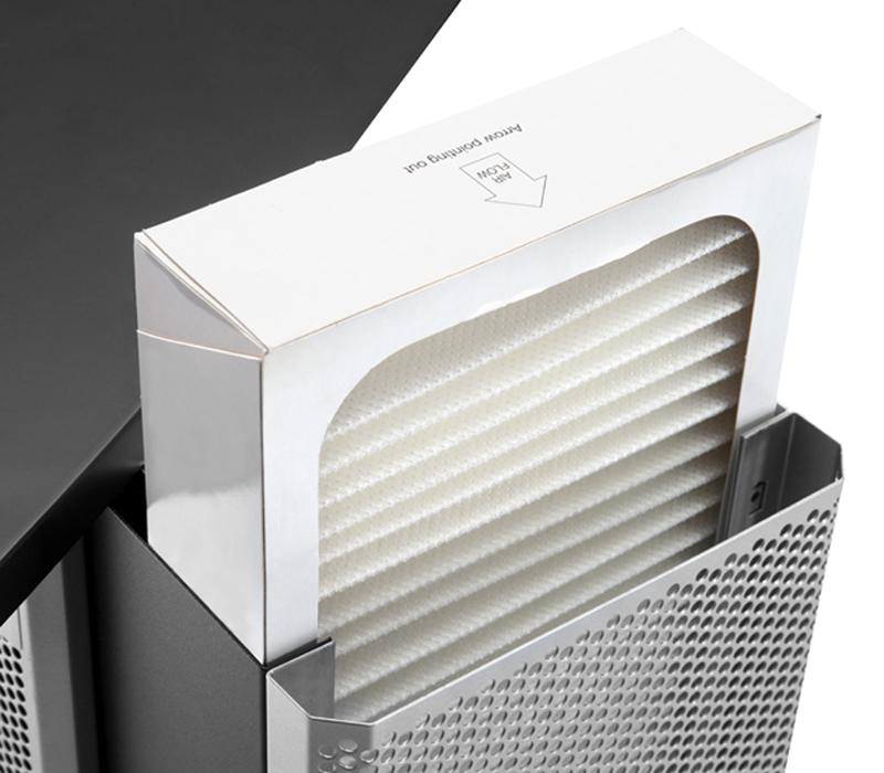 Oczyszczacz powietrza Wood's Elfi 900 - filtr hepa