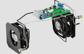Rekuperator Thessla Green AirPack Home 400h- automatyczna kontrola przepływu powietrza