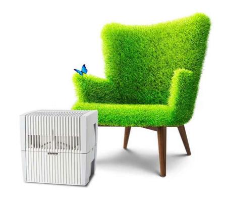 Biała Venta LW 25 urządzenie ekologiczne